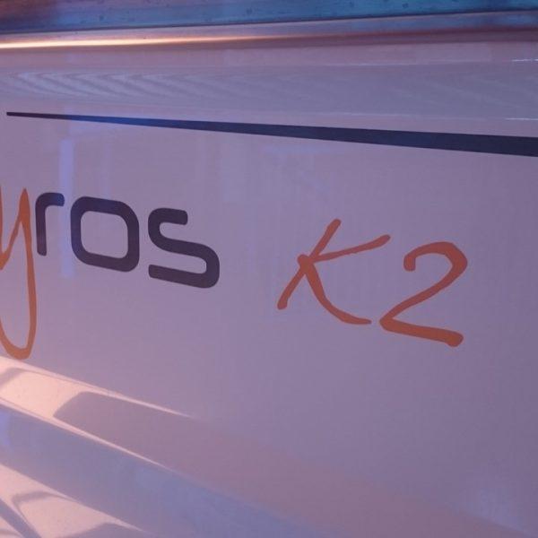 Exterior CI kyros K2 Experience 8