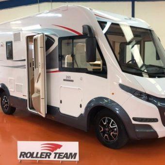 roller team zefiro 265TL integral exterior