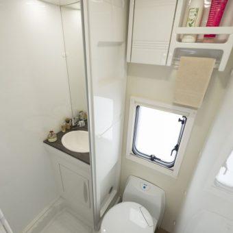 pla happy 435 baño