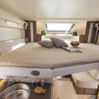CI Magis 84 XT Fiat cama