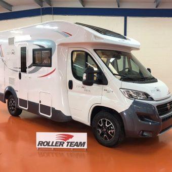 roller team zefiro 2018 235TL exterior