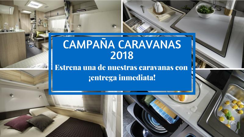 Campaña caravanas 2018
