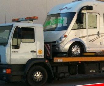 servicios transporte caravaning