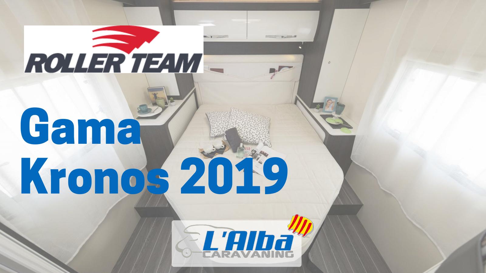 roller team gama kronos 2019 portada