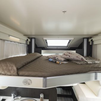 roller team kronos ford 284TL 2019 cama abatible
