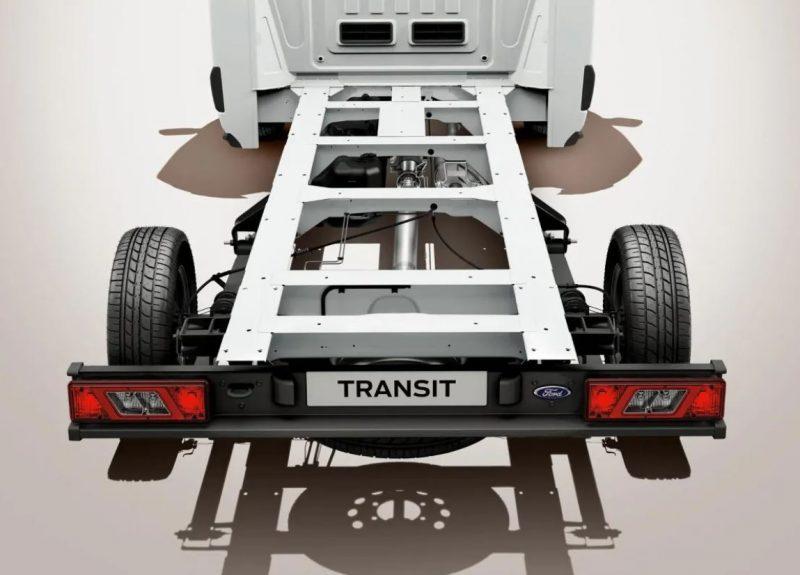 chasis ford transit roller team autocaravana