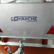REMOLQUE COMANCHE STAR BASIC ECO 150 LX