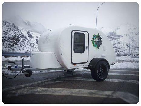 Mini Caravana RV Globetrotter Off Road