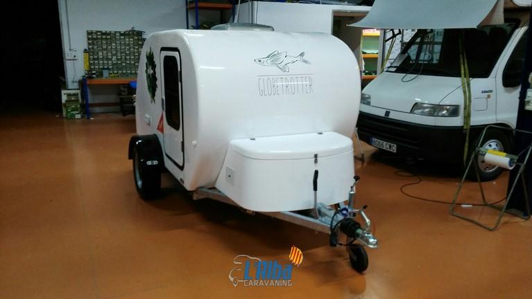 Mini Caravana RV Globetrotter Prima