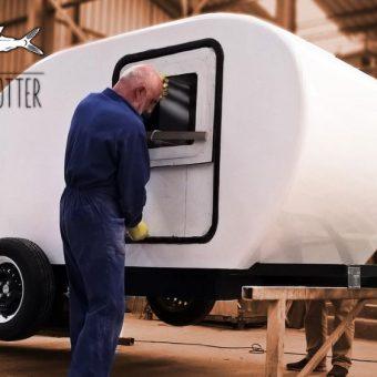 minicaravana RV Globetrotter diseño