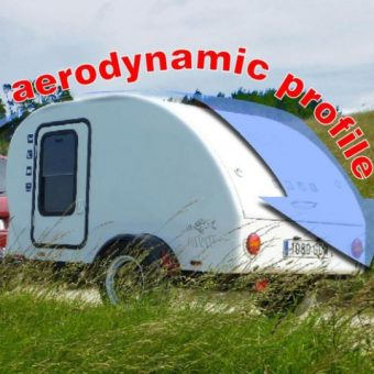 minicaravana RV Globetrotter disseny
