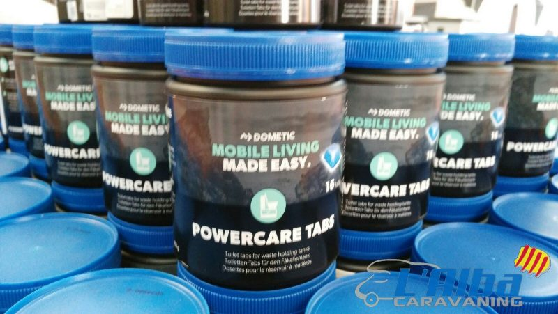 powercare tabs dometic