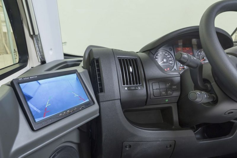 Autocaravana integral Zefiro 285 Magis 84 cabina