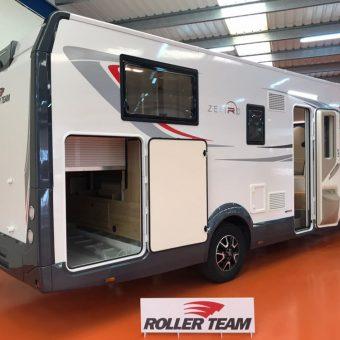 ROLLER TEAM ZEFIRO 265 TL INTEGRAL A-CLASS exterior