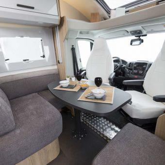 ROLLER TEAM ZEFIRO 265 TL INTEGRAL A-CLASS interior