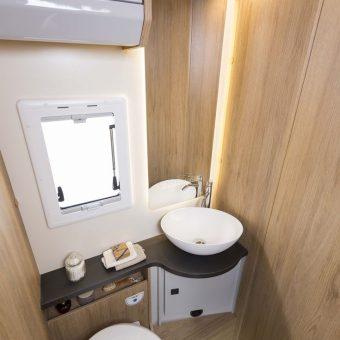 ROLLER TEAM ZEFIRO 265 TL INTEGRAL A-CLASS interior8