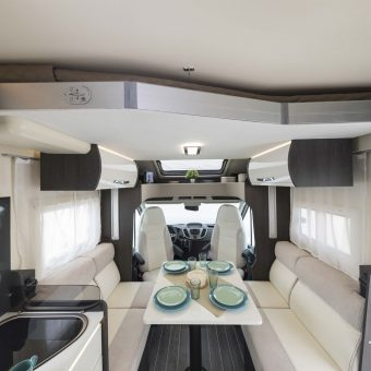 roller team kronos ford 267TL 2019 cama abatible 2