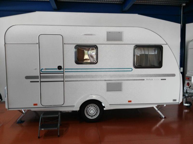 Adria Aviva 400 DK Lite Move exterior