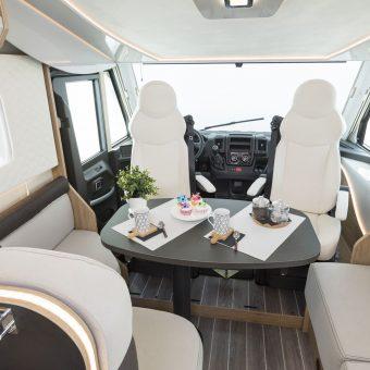 Roller Team Zefiro 265 integral cabina