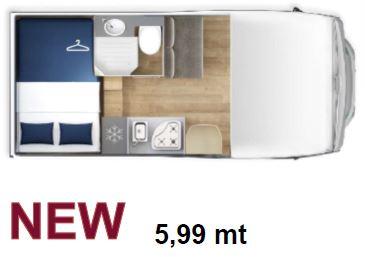 Giottiline Siena 422 nuevo modelo